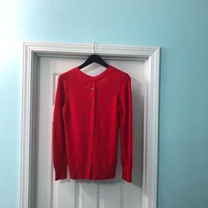 Banana Republic Sweaters - Banana Republic Cashmere Blend ButtonBack VSweater